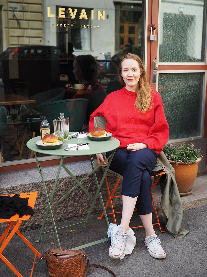 Levain Bakery Helsinki