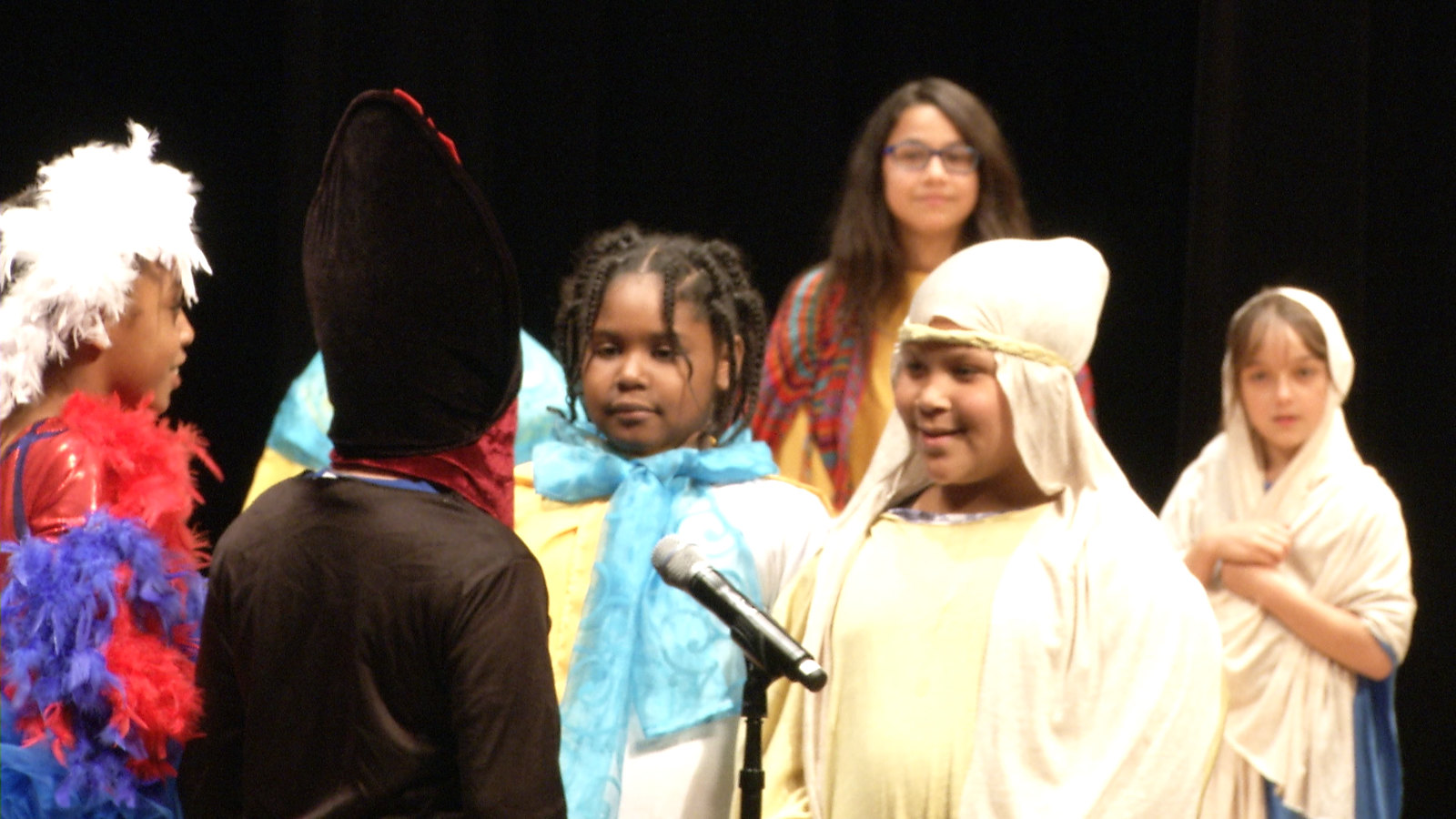 Students Perform Disney Inspired Musicals at the Wharton