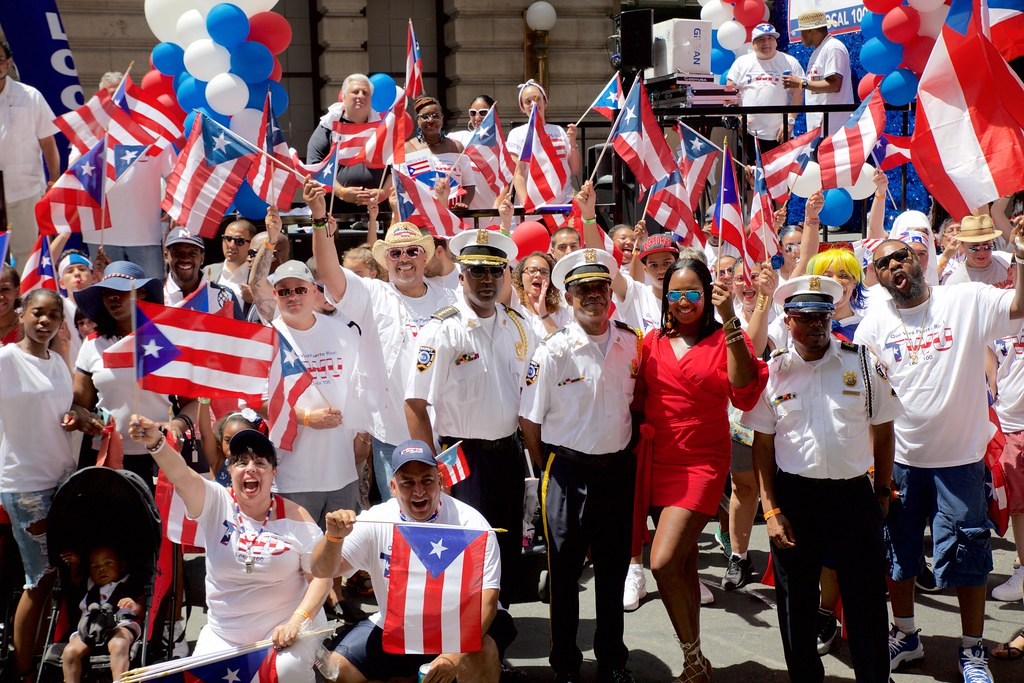 Puerto Rican Day 2017