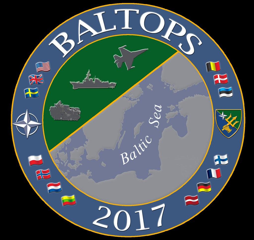 BALTOPS 2017