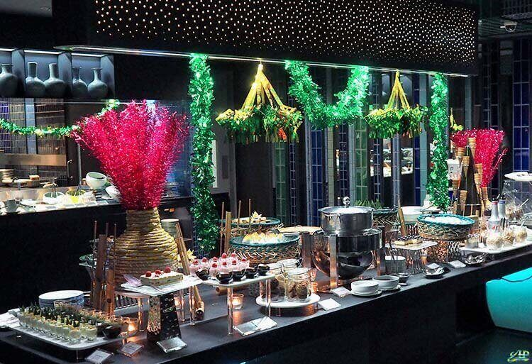 Ramadan Buffet Azur