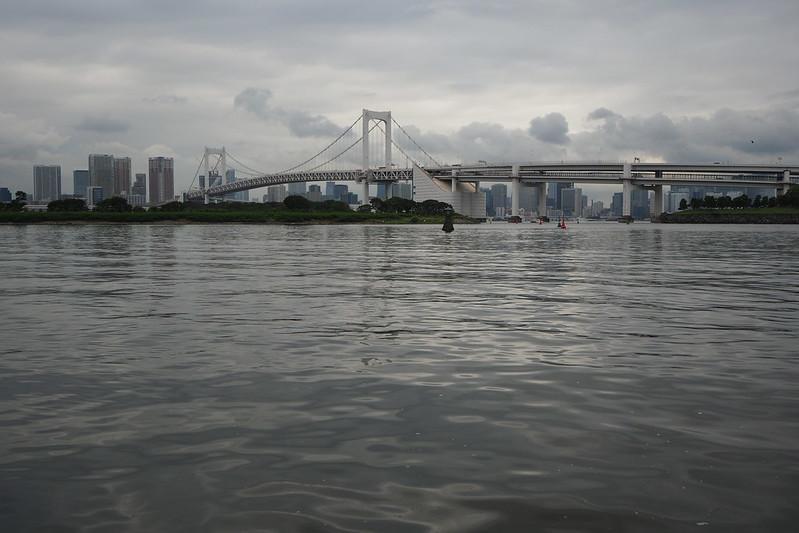 台場 彩虹大橋|東京遊記 Tokyo trip