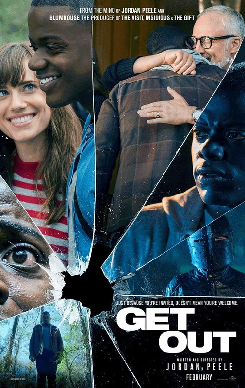 Get Out - Poster 2