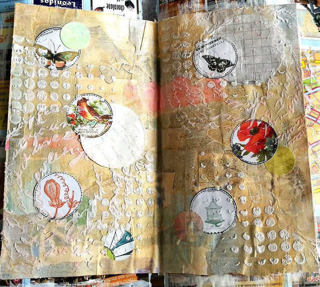 Fuck yes, I can - art journal
