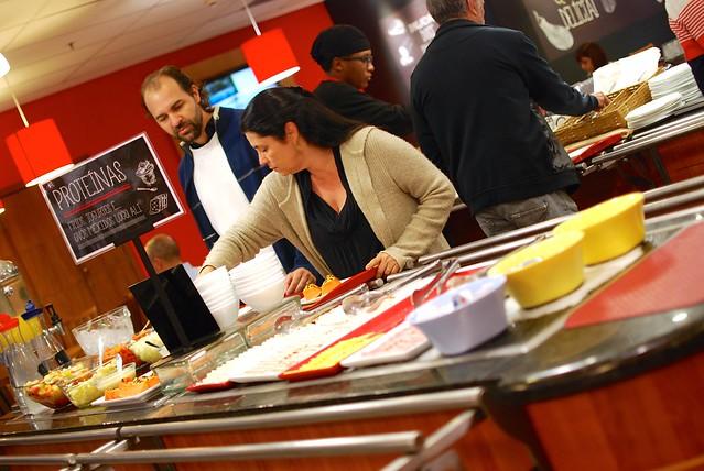 Ibis Sao Paulo Paulista Hotel Breakfast Buffet