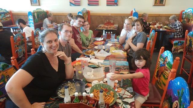 La Galera Mexican Restaurant, Niagara Falls, New York