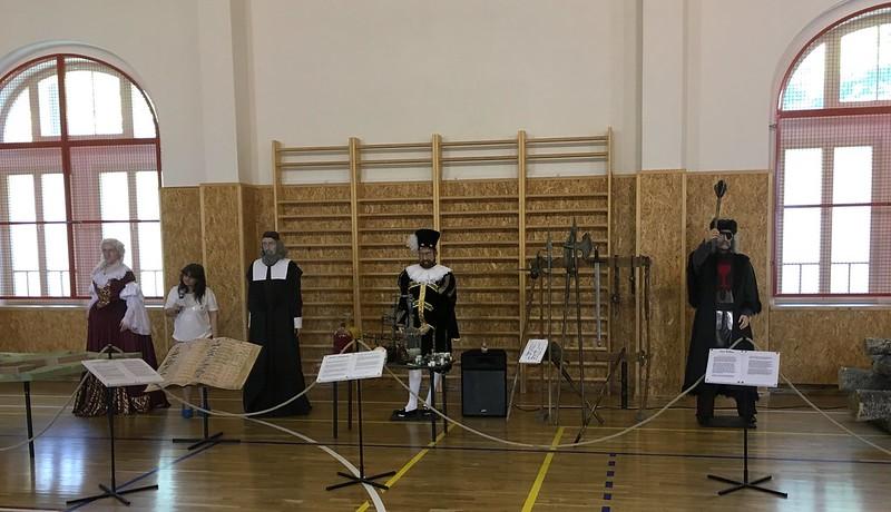 Výstava historických osobností