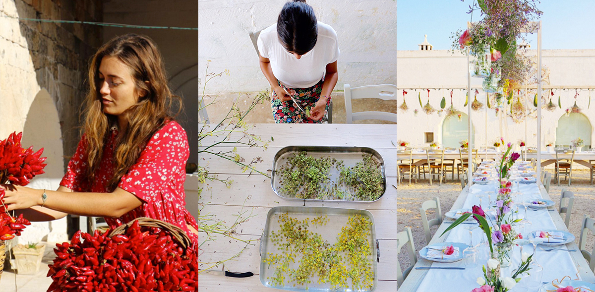 Workshop: The Puglia Encounter at Masseria Potenti