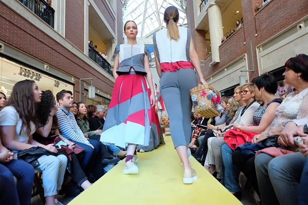 Pasarela de Moda en Zubiarte