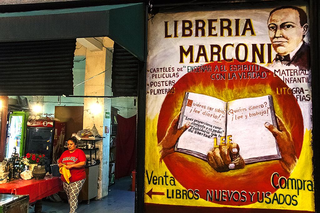 LIBRERIA MARCONI--Mexico City