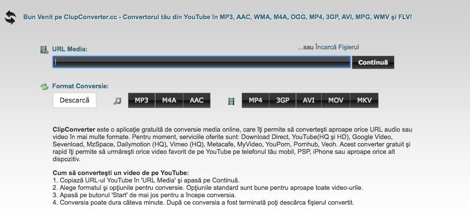 Aplicatie pentru descarcat videoclipuri de pe Youtube 140