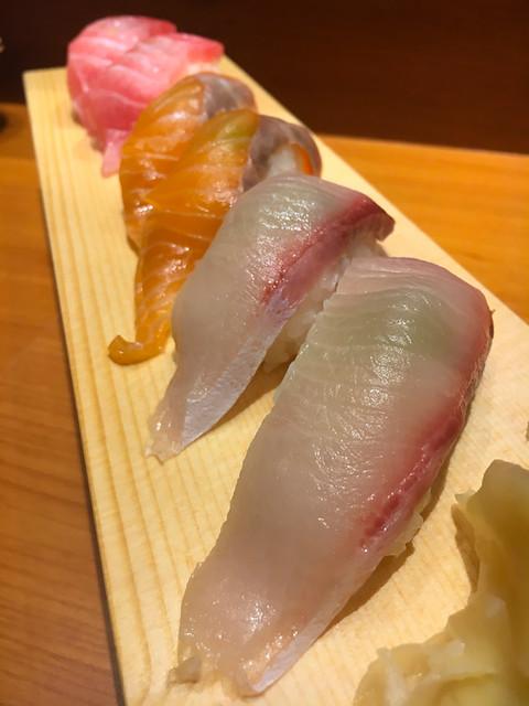 TOUAN Yakitori & Robata - SUSHI - Kanpachi