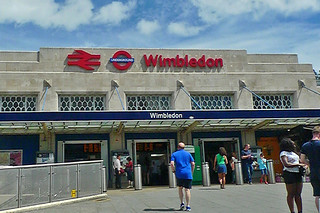 London - Wimbledon station
