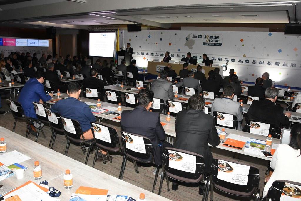 Versión XL de la Asamblea Seccional de Afiliados a la ANDI