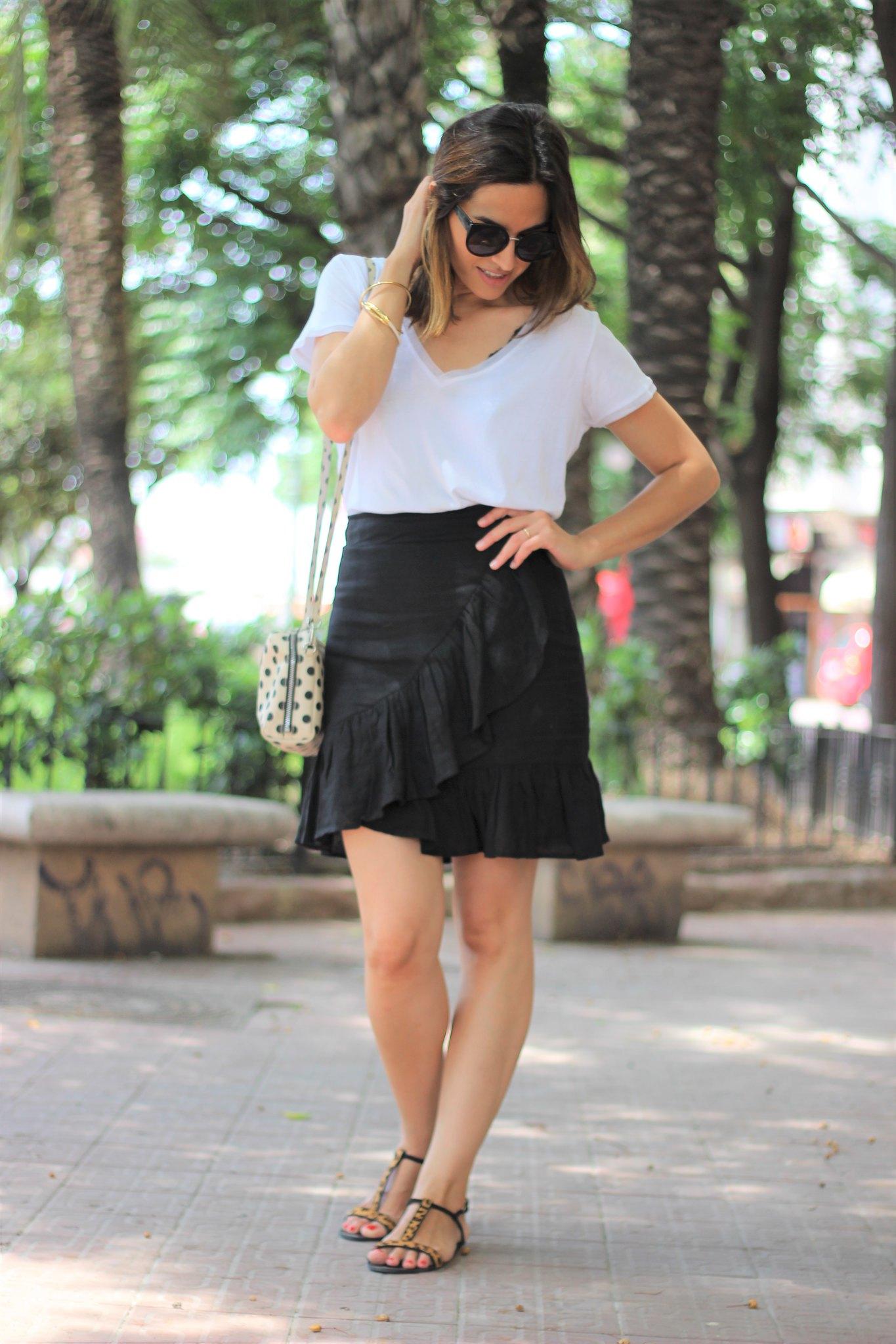 Falda de volantes_ Rojo Valentino (5)