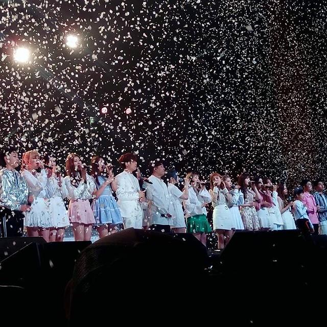 """170618 Live Concert """"KPOP Star & Friends"""""""