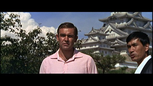 James Bond in Japan: 50th Anniversary of YOU ONLY LIVE TWICE