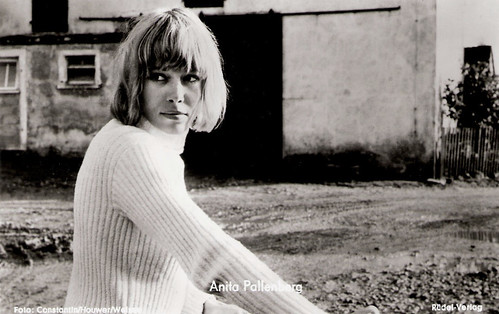 Anita Pallenberg (1942-2017)