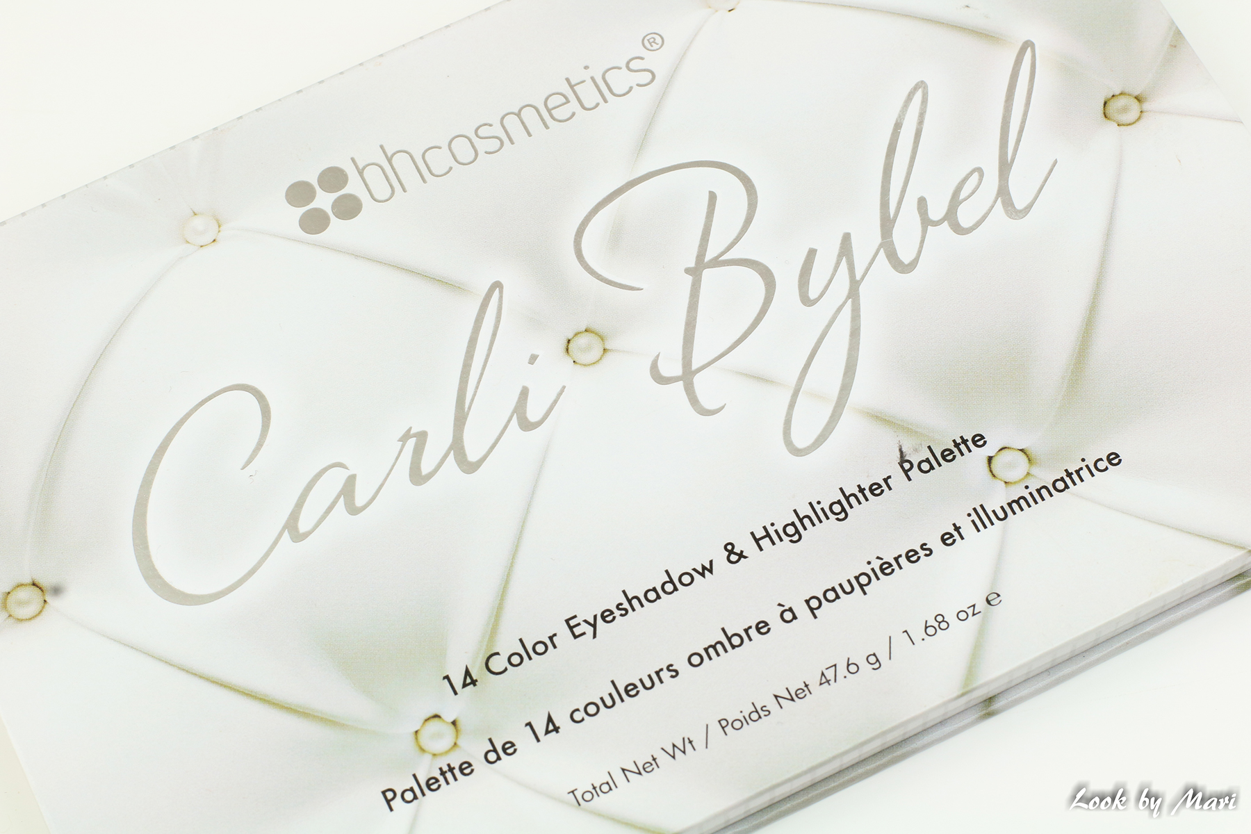 3 bh cosmetics x carli bybel 14 colors eyeshadow and highlighting palette from finland