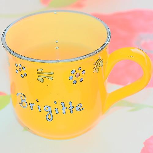 Tasse Brigitte