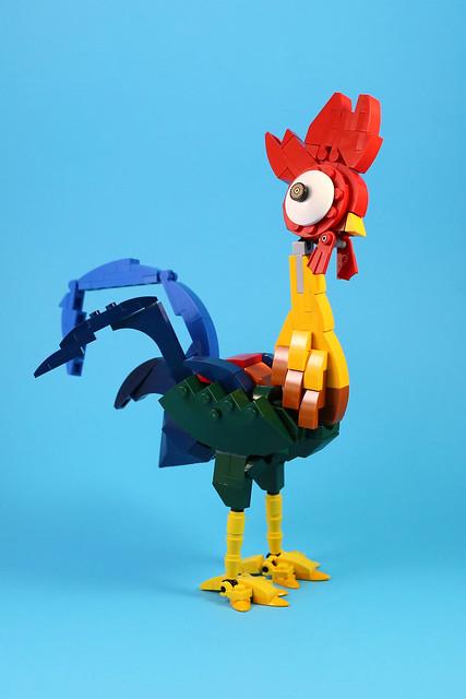 Moana Hei Hei the Rooster (Vaiana)
