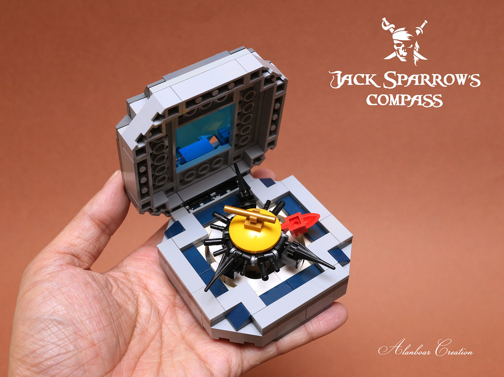Lego Jack Sparrow S Compass Quot Why Is The Rum Always Gone