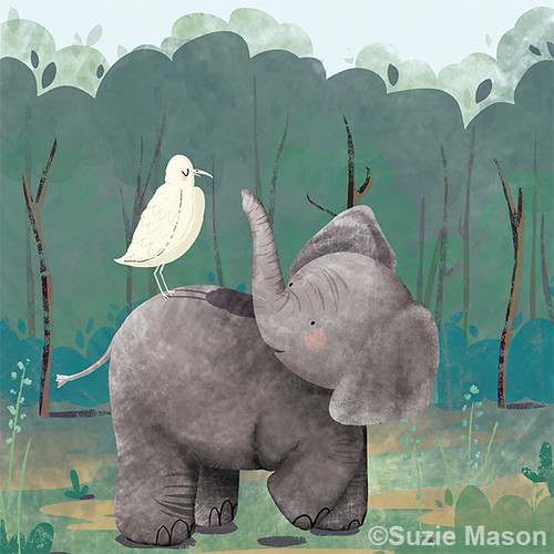 Elephants: A Charming and Important Picture Book for Young Kids