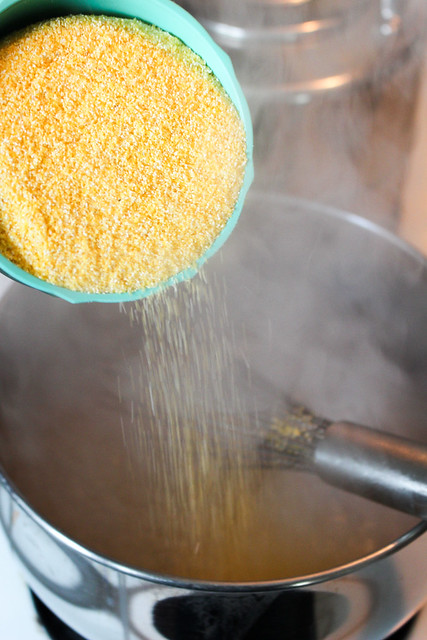 Foodie Bucket List: How To Make Polenta