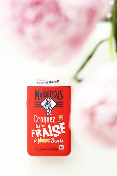 Le Petit Marseillais - Strawberry