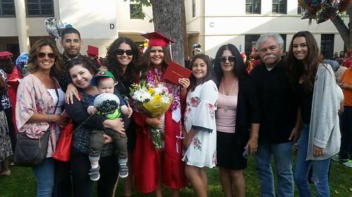 Mariah's Graduation