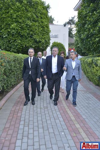 Cihan Baba, Enver Yücel, Mehmet Ali Dim