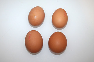 14 - Zutat Eier / Ingredient eggs