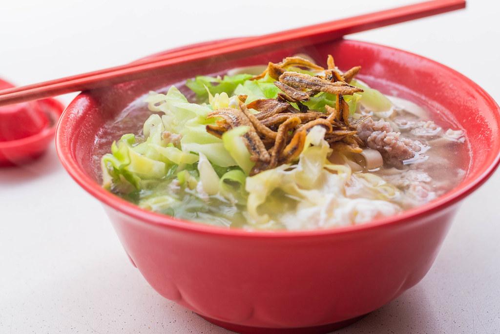Ban Mian: J99 Banmian Soup