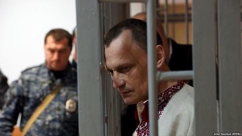 Політв'язень Карпюк відсвяткував деньнародження