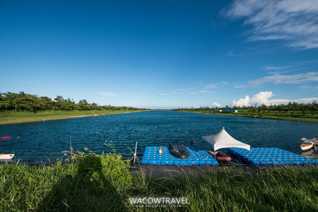 台東森林公園活水湖
