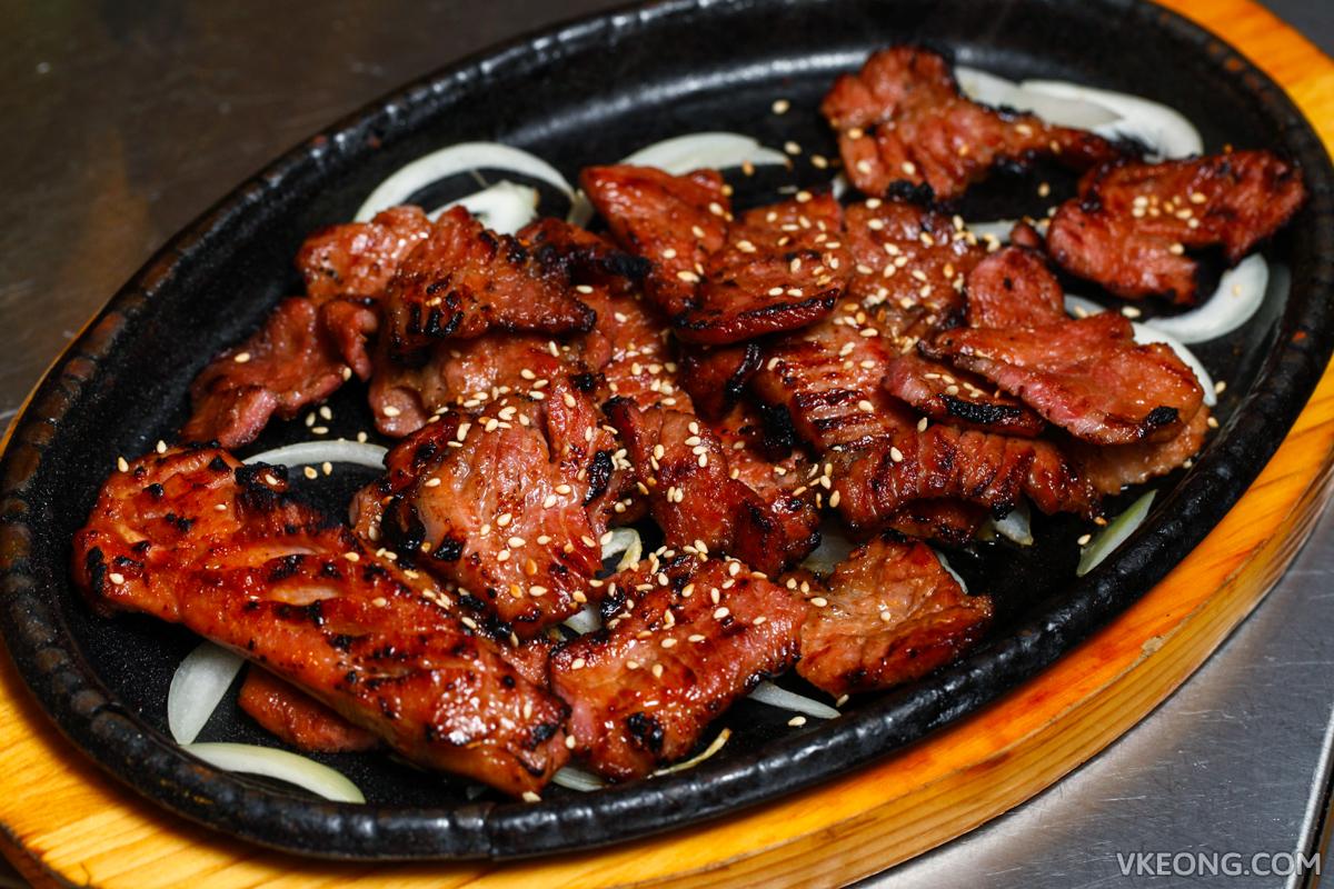 Ola Barbeque Garden Grilled Pork Short Ribs