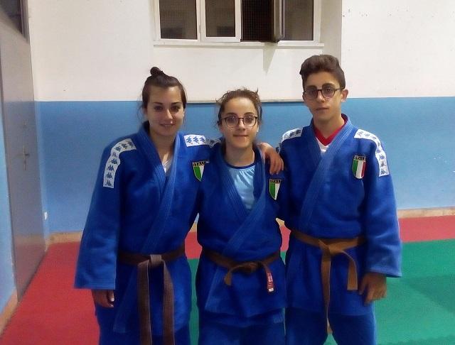 Noicattaro. Vittorie judo intero1