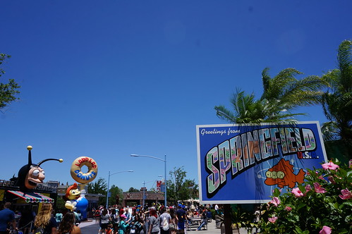 Universal Studios, Florida: Springfield | by Disney, Indiana