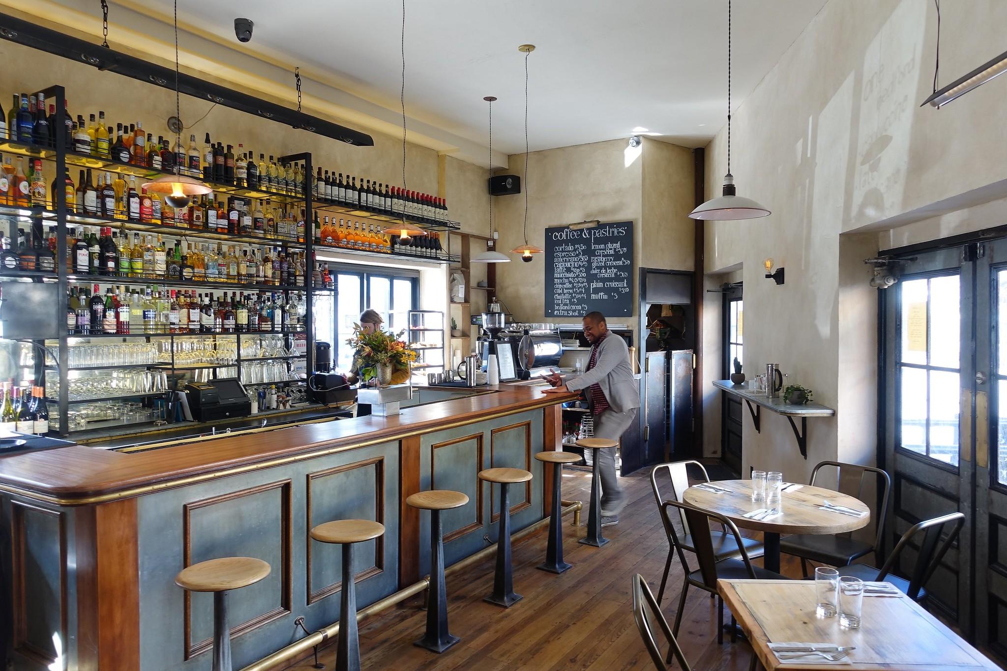 Cafe K Brooklyn Ny