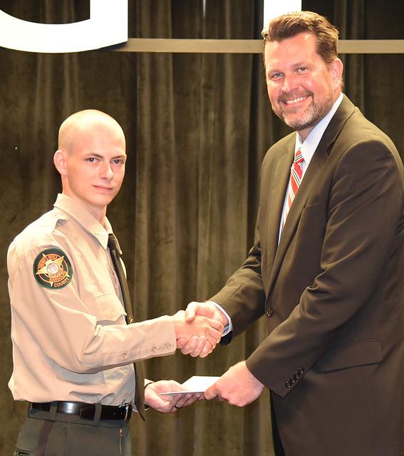 SGTC Law Enforcement Graduation 17-01