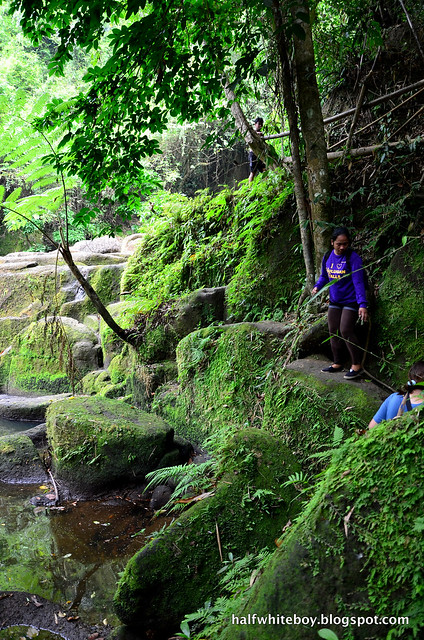 halfwhiteboy - talay falls, hidden falls, luisiana, laguna 15