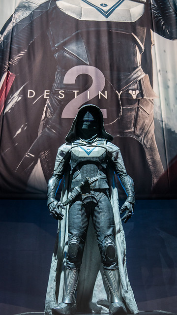 Destiny 2 Event: Hunter