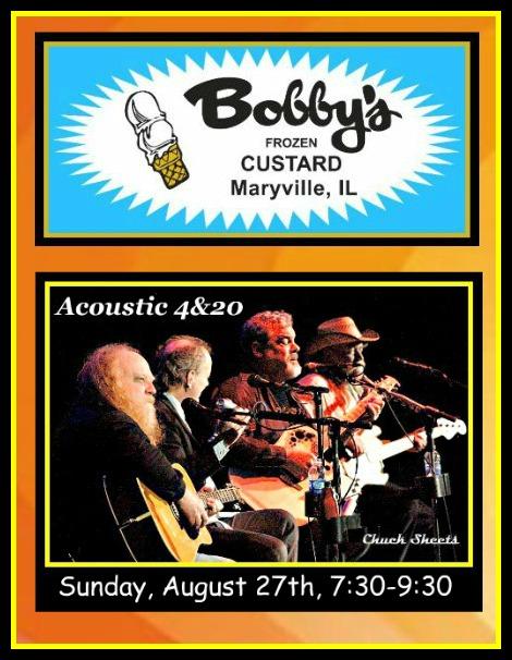 Bobby's Frozen Custard 8-27-17