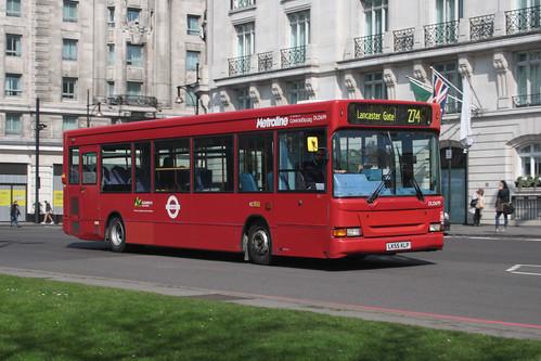 Metroline DLD699 LK55KLP