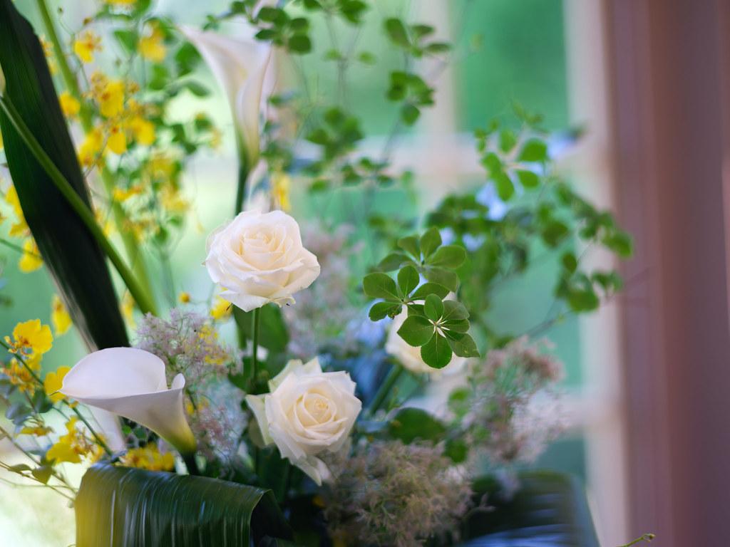 花と器のハーモニー2017④