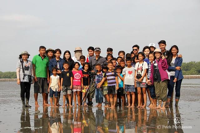 World Migratory Bird Day - Samutsongkram Province