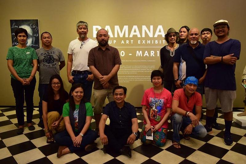 Pamana Artists