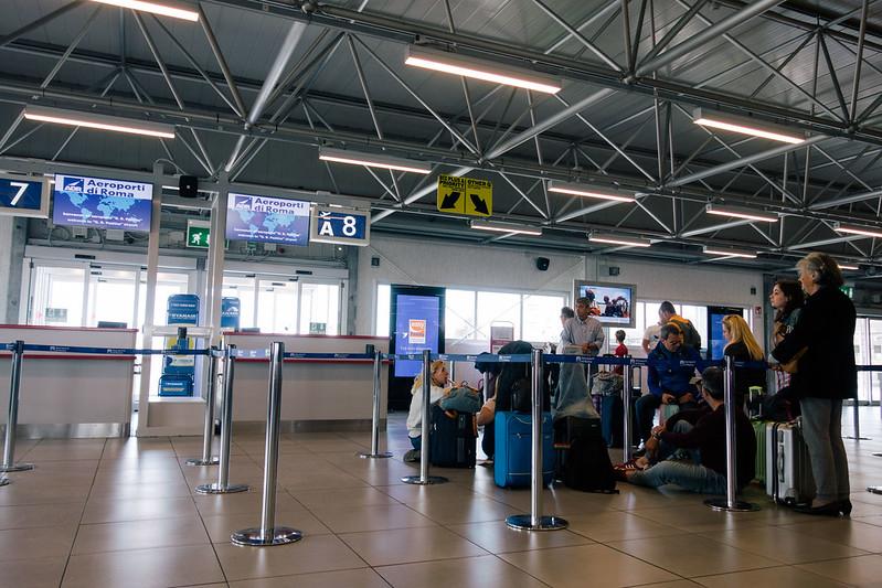 チャンピーノ空港