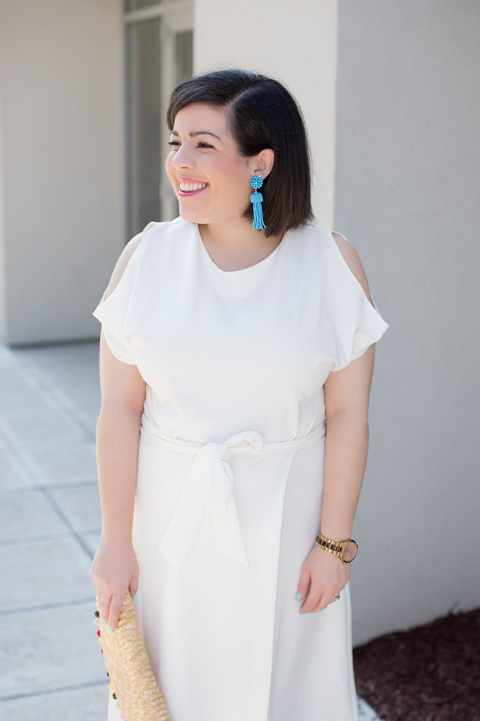 White Dress-@headtotoechic-Head to Toe Chic