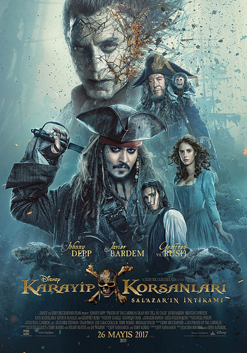 Karayip Korsanları: Salazar'ın İntikamı - Pirates of the Caribbean: Dead Men Tell No Tales
